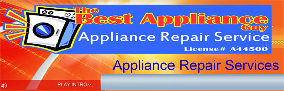 The Best Appliance Guy Appliance Repair Service
